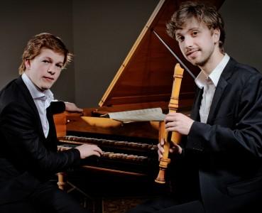 Telemann sonata in C major TWV41:C2: allegro